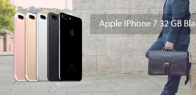 Een zakelijk telefoon abonnement met iPhone 7