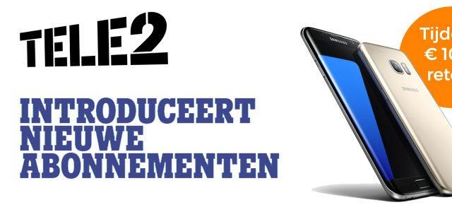 Tele2 introduceert nieuw zakelijk telefoon abonnement