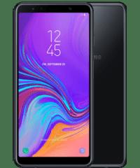 Samsung Galaxy A7 zakelijke telefoon